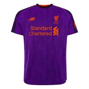 2018-2019 Liverpool Away Half Sleeve Shirt