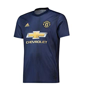 2018-2019 Manchester UTD Long Sleeve Shirt