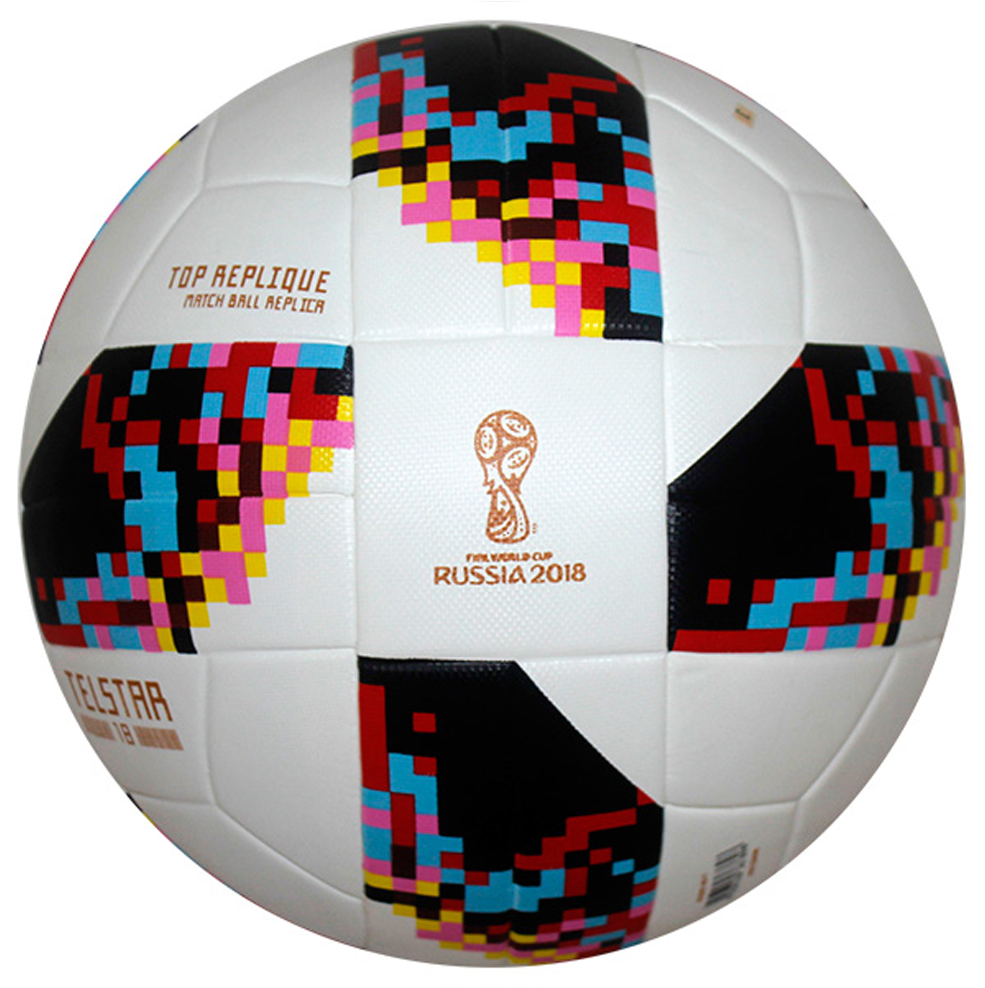 2018 FIFA WORLD CUP RUSSIA OFFICIAL BALL WHITE RED - Buy best 8e31cc369974