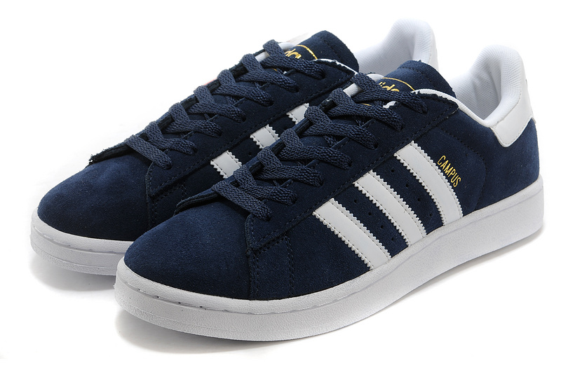 best service 66108 d3693 ADIDAS SUPERSTAR 80S VINTAGE DELUXE SUEDE – WOMEN   MEN SHOES – NAVY – WHITE