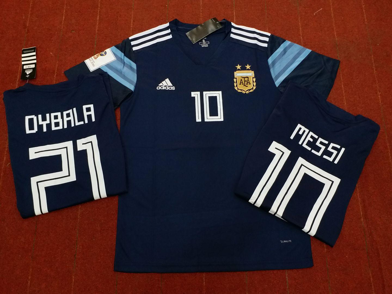 f1d7b96c7f0 ARGENTINE WORLD CUP 2018 AWAY SHIRT - Buy best