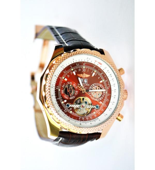 Часы breitling bentley mulliner tourbillon мужчины, которые разбираются в тенденциях моды, качестве и современном дизайне, наверняка оценят этот современный стильный и качественный аксессуар.