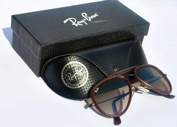 222fcf232c RAY BAN ROAD SPIRIT RB 3428 003-58 Sunglasses Brown - Buy best