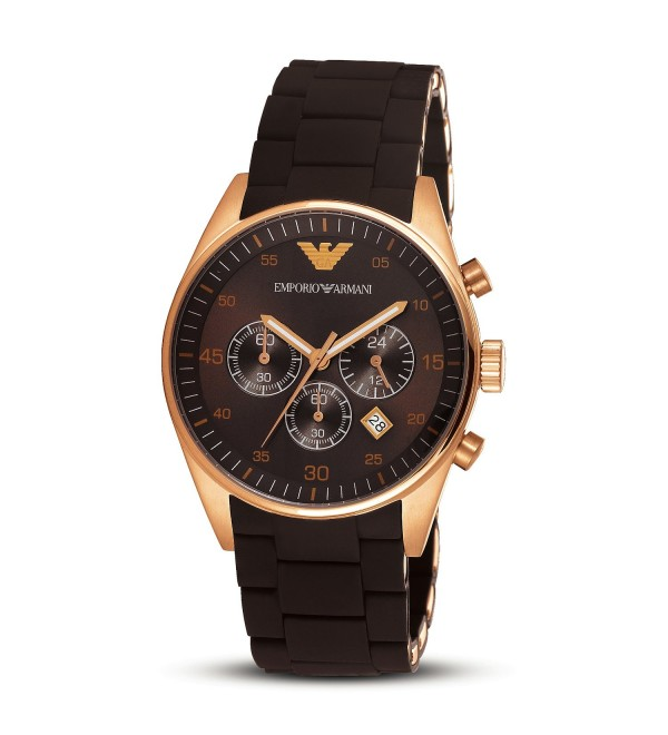 1b1365a7792 Emporio Armani Black Gold (Swiss copy) - Buy best