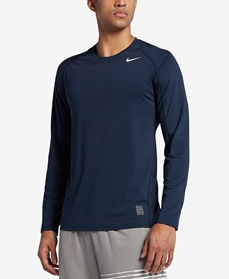 NIKE MEN S PRO COOL DRI-FIT FITTED LONG-SLEEVE SHIRT - Buy best 8be31a825430