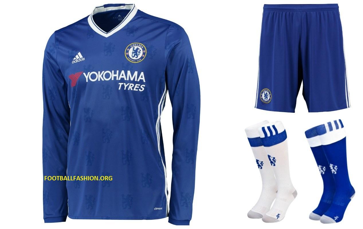 Chelsea Home kit 2016-17 - Buy best 1ac96c9f7