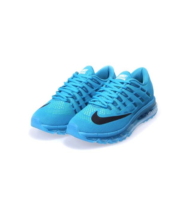 92c9a331a5 ... switzerland mens nike air max 2016 blue lagoon black running shoes  a319f 41454