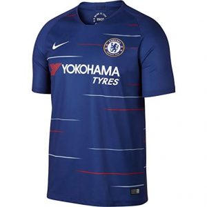 Chelsea 2018-19 Home Blue Shirt