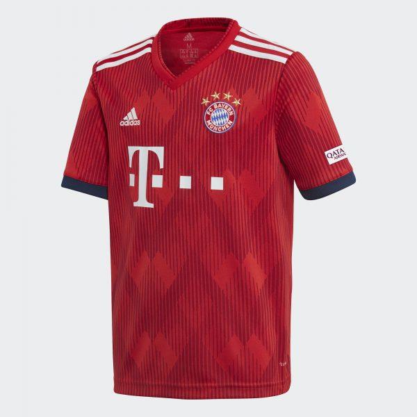 FC Bayern Munich Jersey 2018-19