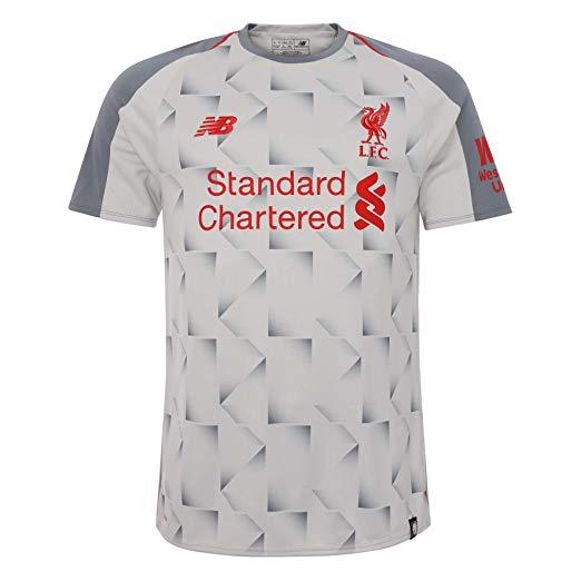 liverpool Grey 2018 Shirt