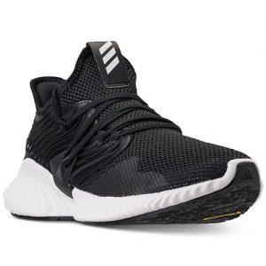Alpha Bouse Black Shoes